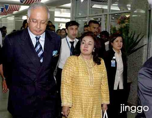 Malaysia's 'First Lady' versus the US First lady – Malaysia